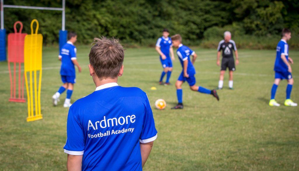 Séjour linguistique d'anglais plus football en Angleterre