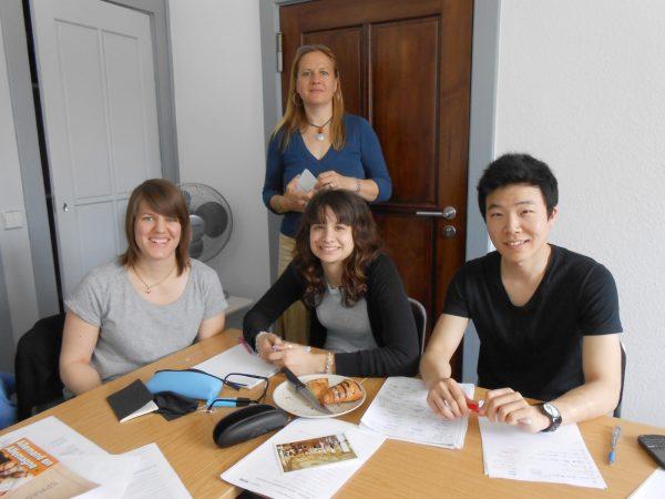 Cours d'allemand à Berlin avec GAMA Study et BWS Germanlingua