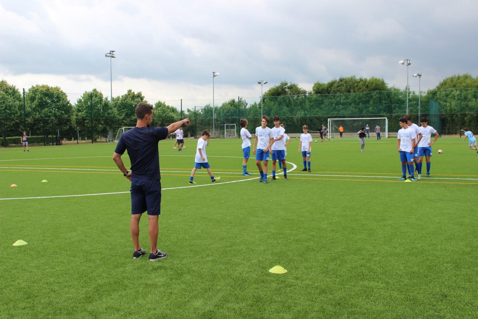 FC Porto Football Camp - Séjour Linguistique en Irlande