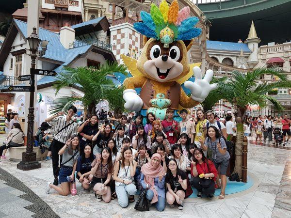 Séjour Linguistique en Corée avec GAMA Study