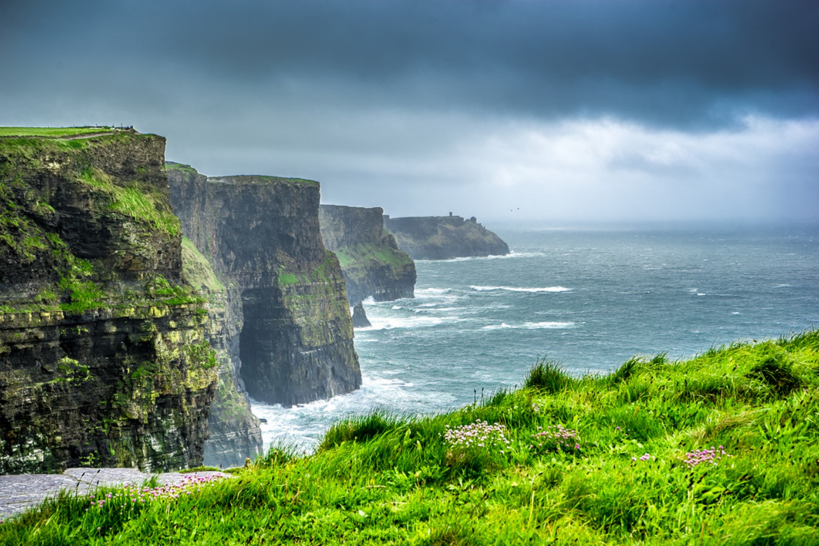 Cliffs of Moher - Cours d'anglais en Irlande
