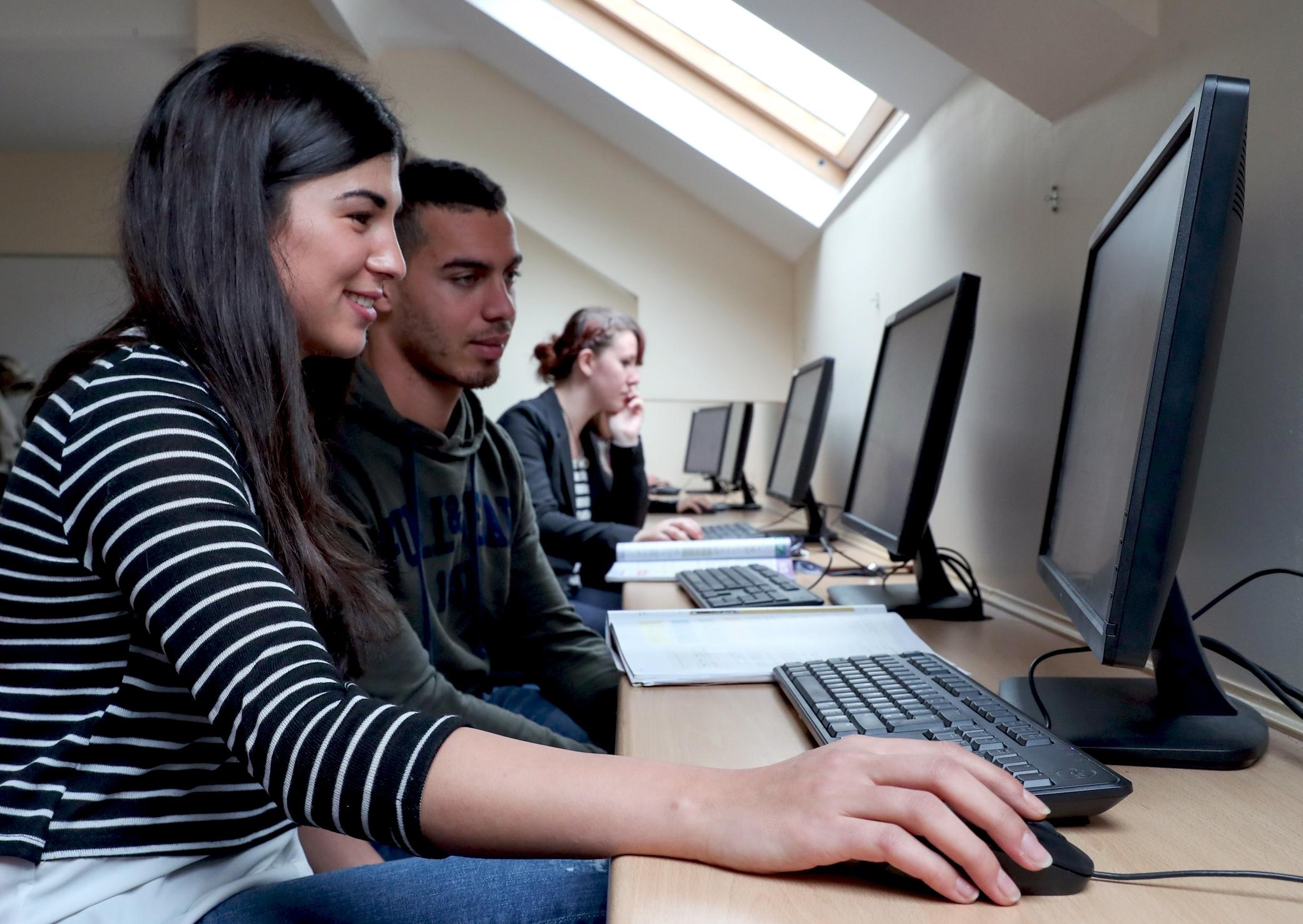 Cours de langues pour entreprises avec GAMA Study