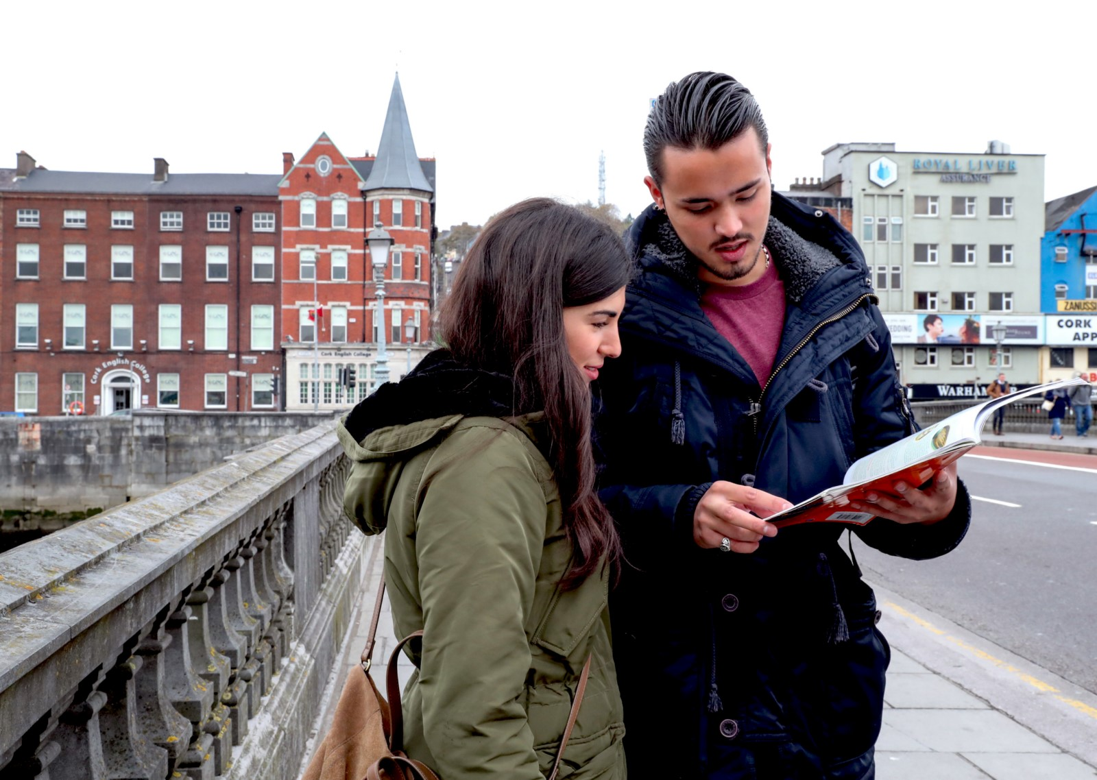 Apprendre l'anglais en Irlande au Cork English College