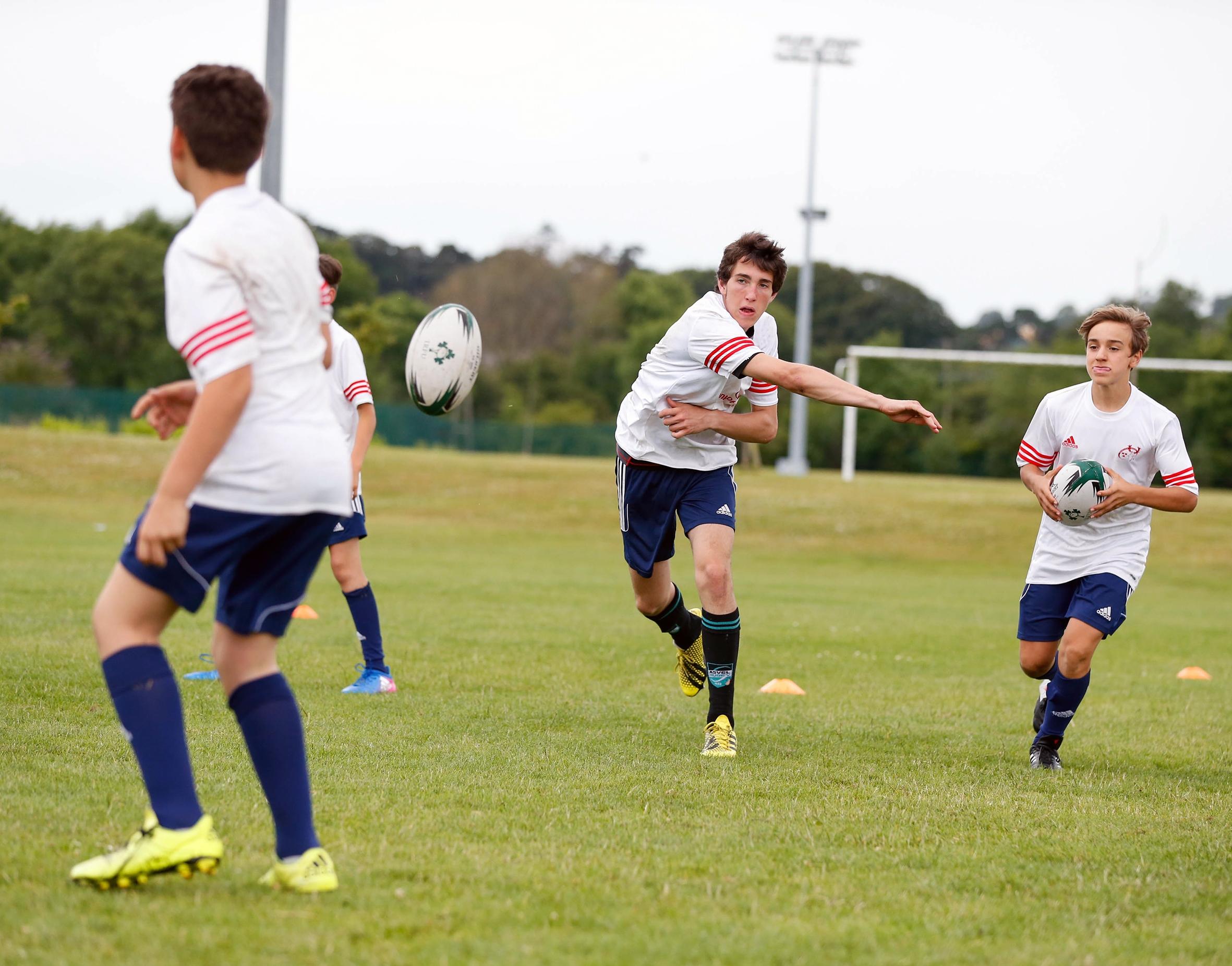 Séjour linguistique d'anglais et de rugby en Irlande
