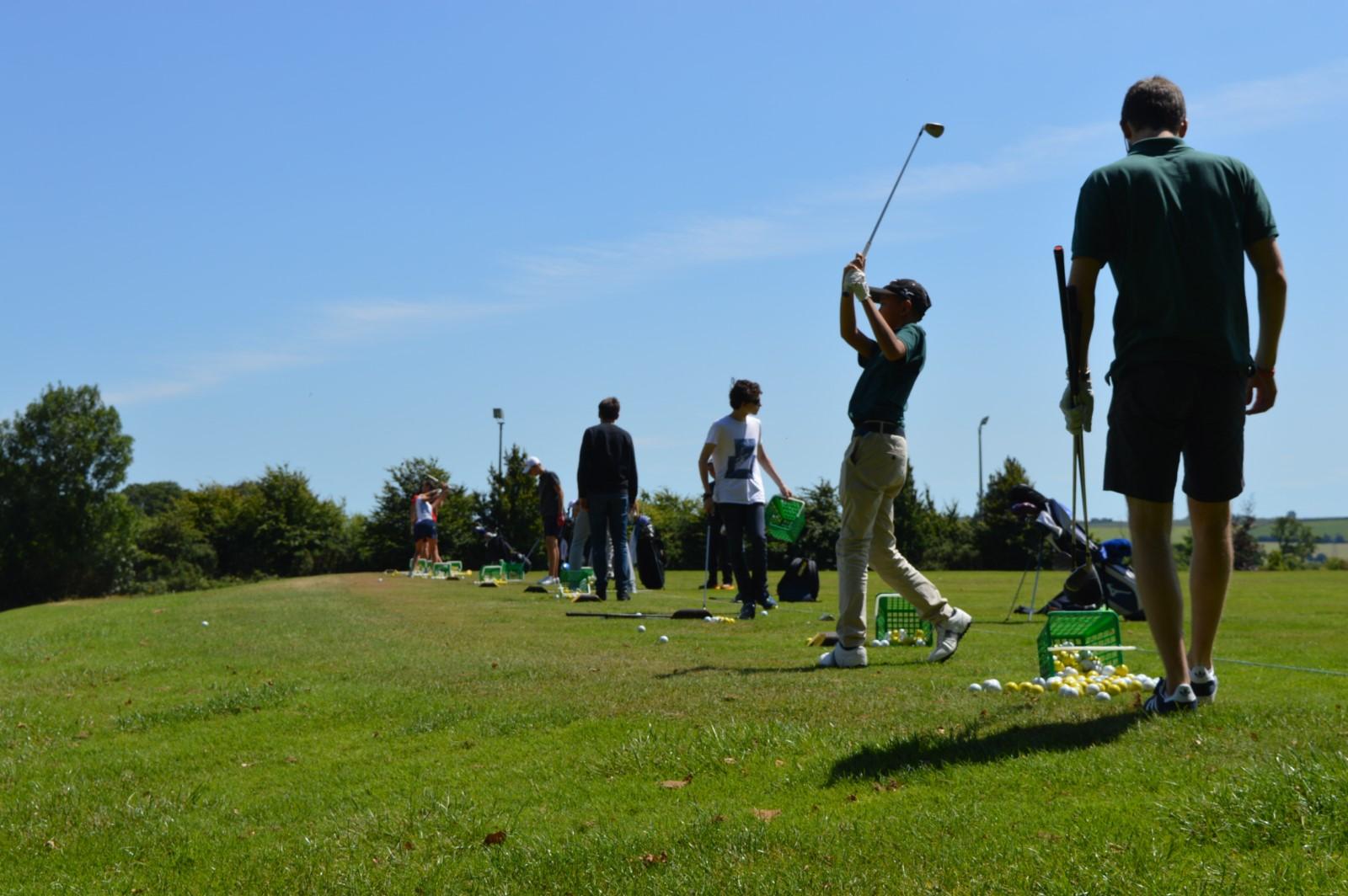 Séjour linguistique d'anglais plus golf en Irlande