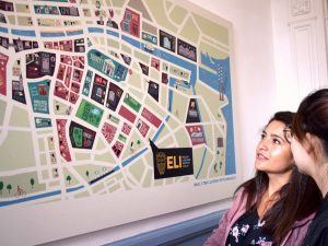 Apprendre l'anglais à Dublin avec ELI Dublin