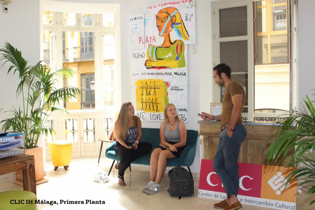 Ecole d'espagnol à Malaga