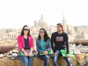 Apprendre l'anglais à Malte avec GAMA Study