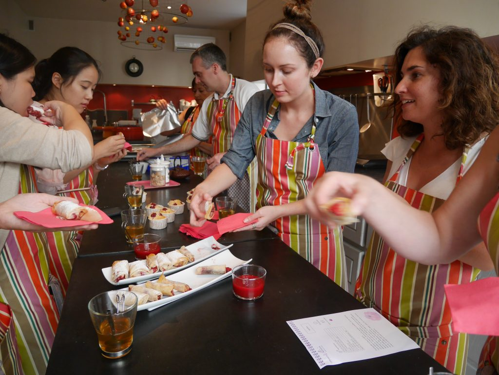 Learn French and Cooking with GAMA Study