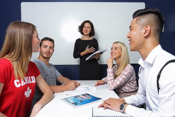 Apprendre l'anglais au Canada avec GAMA Study