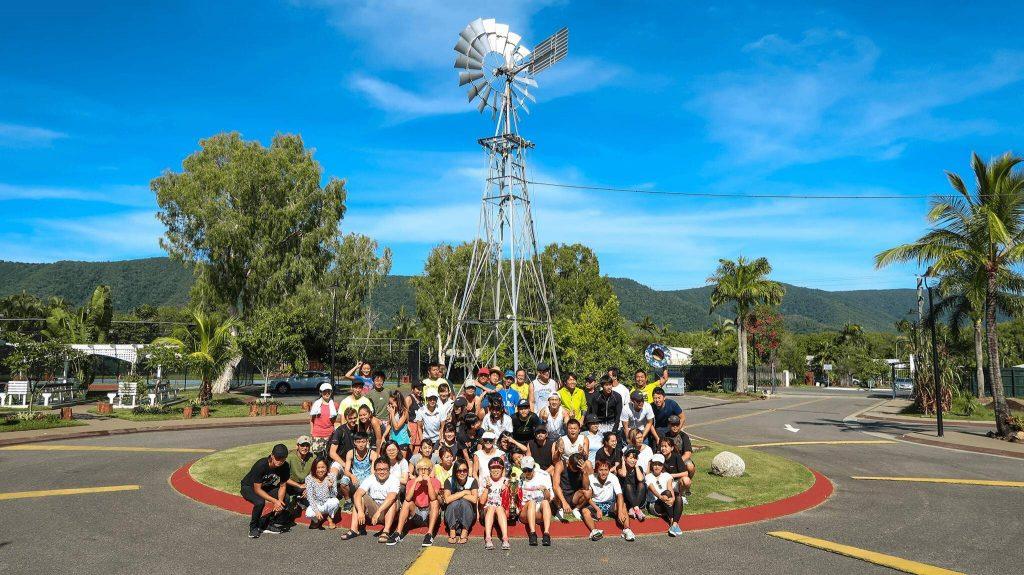 Apprendre l'anglais à Cairns avec GAMA Study