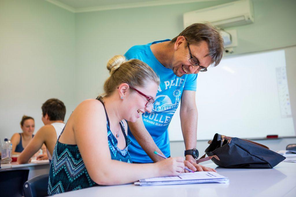 Apprendre l'anglais à Brisbane avec GAMA Study