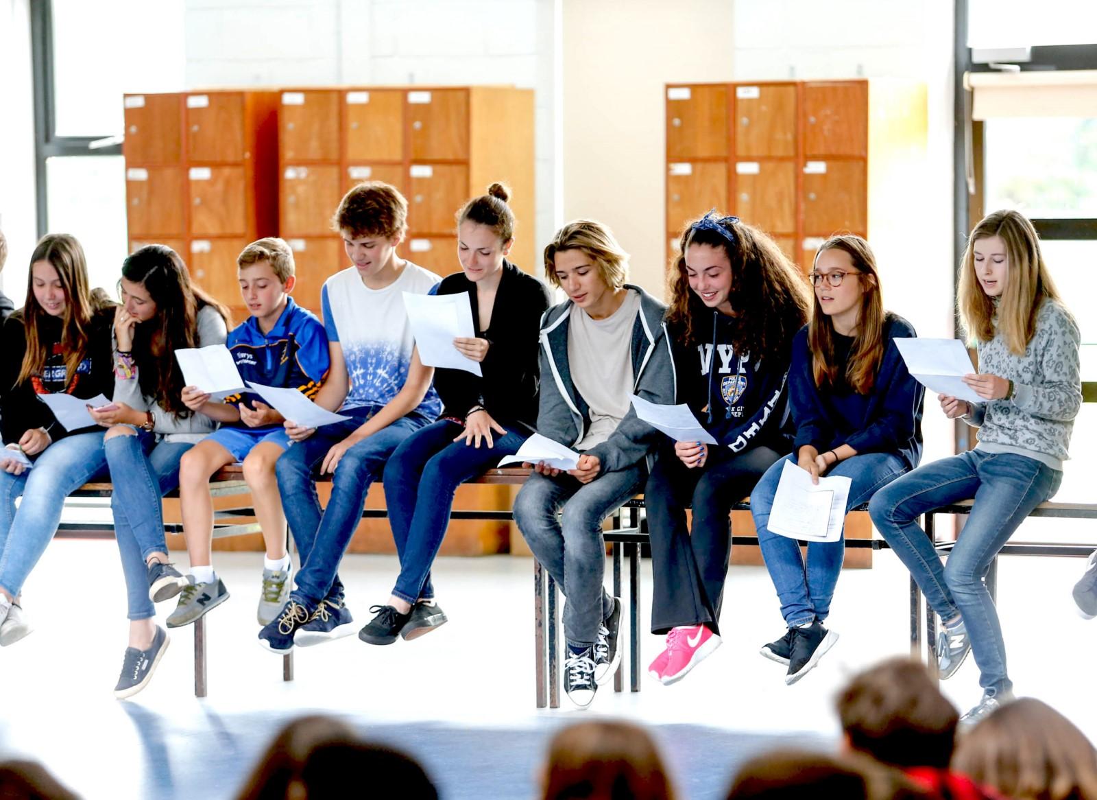 Séjour Linguistique d'anglais plus equitation avec GAMA Study