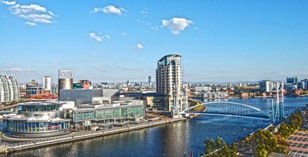 Apprenez l'anglais à Manchester avec Communicate School et GAMA Study