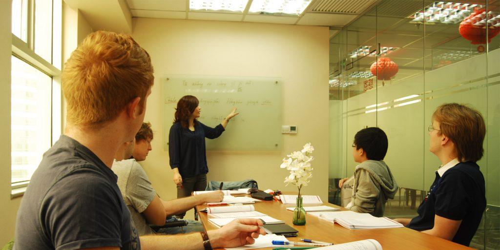Apprendre le chinois avec Mandarin House et GAMA Study