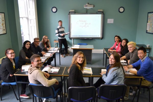 Cours d'anglais à Dublin avec Horner School of English