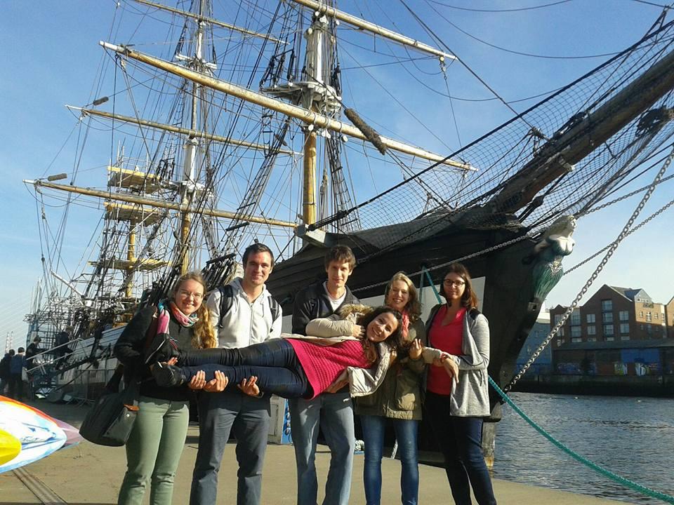 Cours d'anglais à Dublin avec Horner School of English