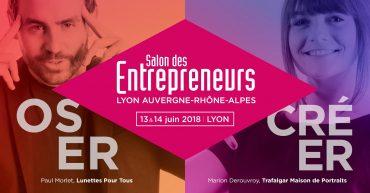 Salon des Entrepreneurs 2018 - Lyon
