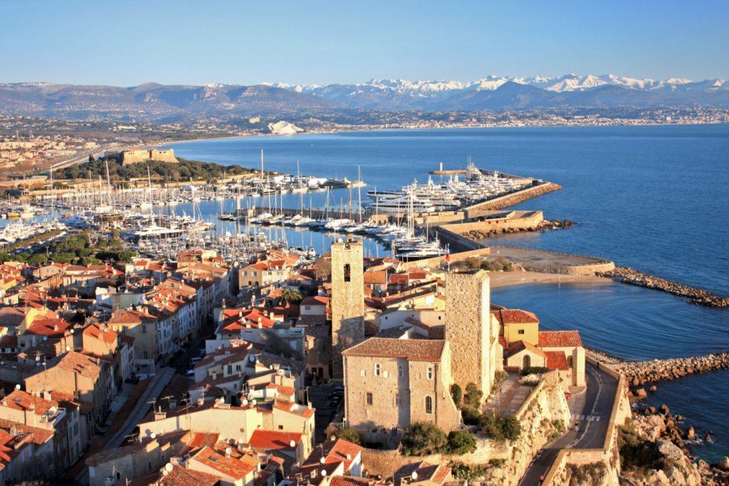 Séjour Linguistique de Français sur la Côte d'Azur avec CIA