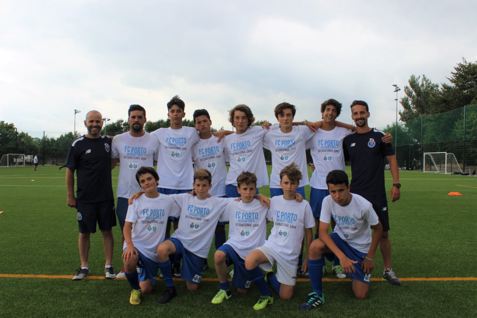 FC Porto Football Camp - Séjour Linguistique en Irlande