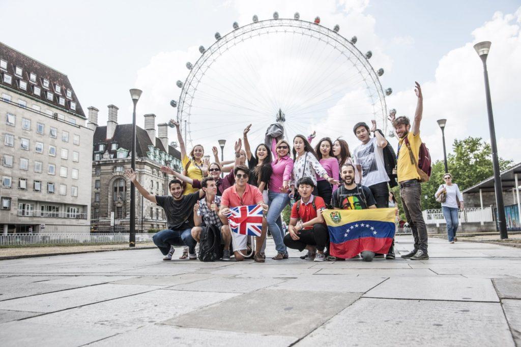 Séjour Linguistique au Royaume-Uni avec CES