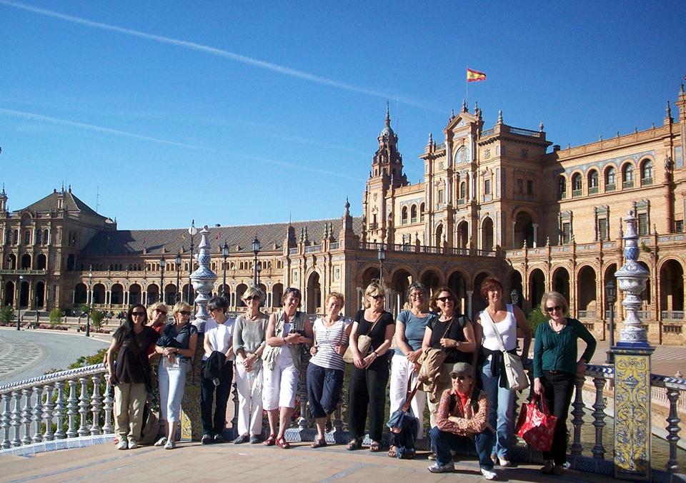 Séjour Linguistique pour seniors en Espagne