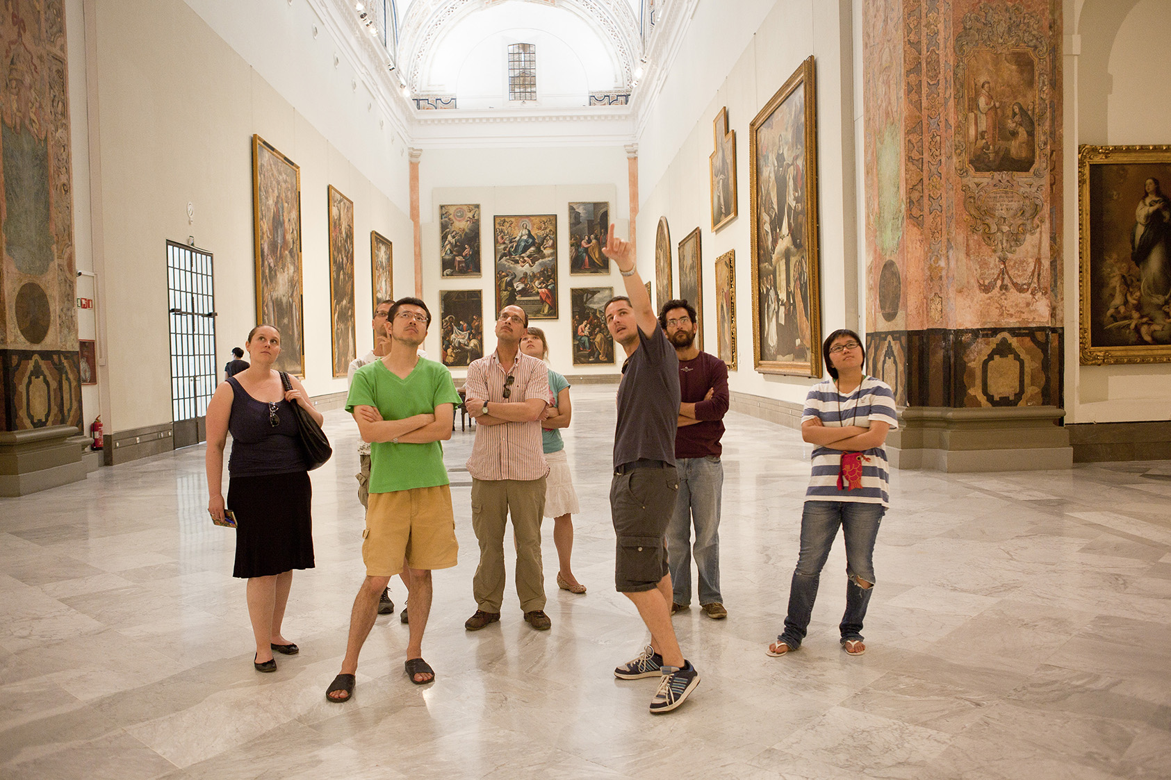 Séjour Linguistique pour seniors à Séville