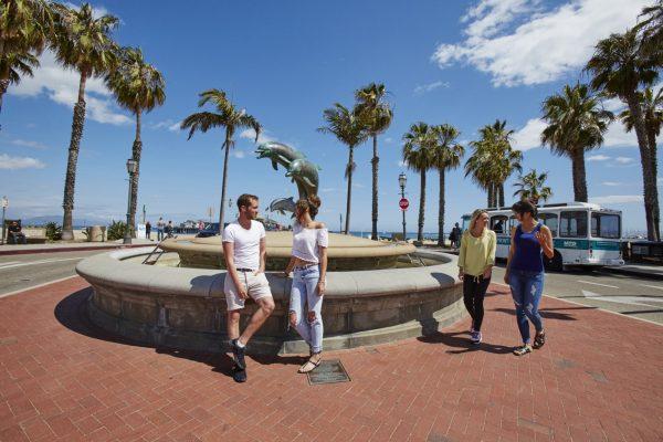 Séjour Linguistique à Santa Barbara avec GAMA Study