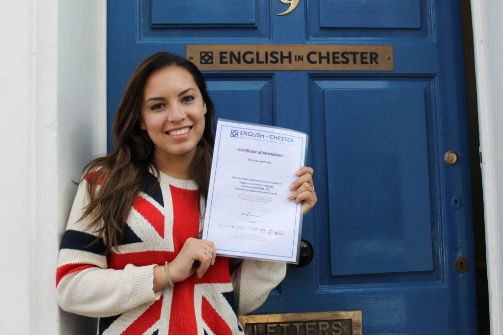 Séjour Linguistique à Chester en Angleterre