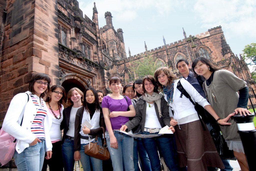 Séjour Linguistique pour juniors à Chester