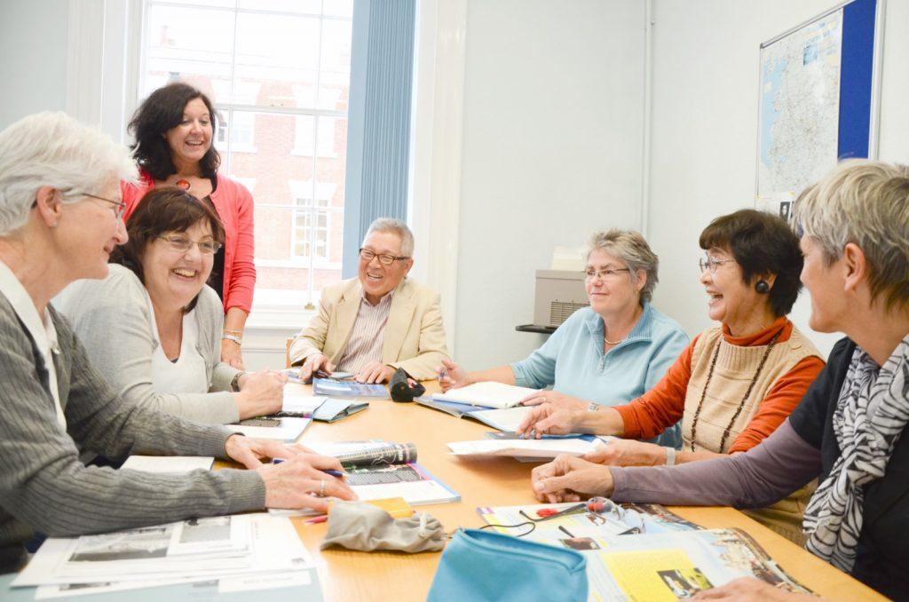 Séjour Linguistique pour seniors à Chester