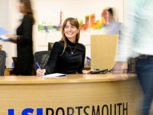 Cours d'anglais à Portsmouth
