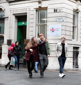 Cours d'anglais à Manchester avec Britannia English Academy