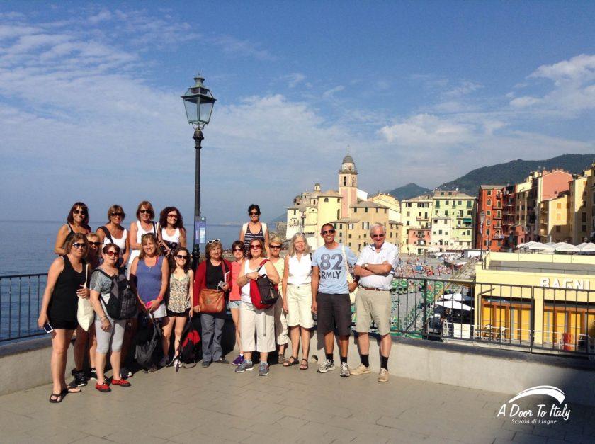 Séjour Linguistique d'Italien à Gênes