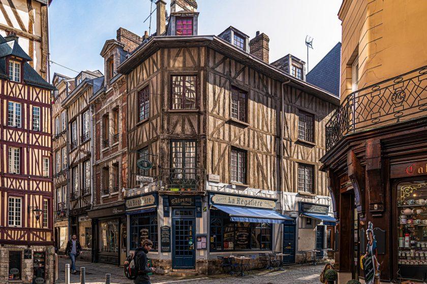 Cours de Français à Rouen