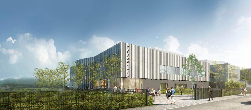 Ecole Ducasse - Campus de Paris