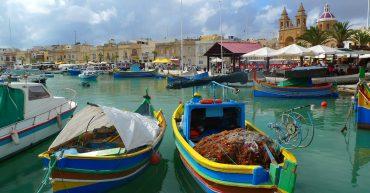 Sejour linguistique - Malte