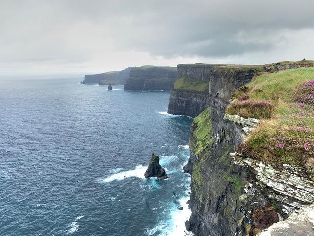 Falaises de Moher - Irlande