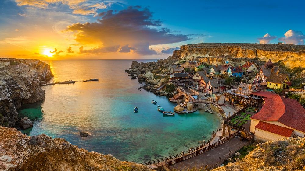 Popeye Village - Malte